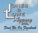 Jones & Lowe Agency - Bryan is now on Facebook!